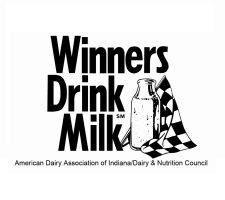 Winners Drink Milk